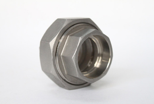 Stainless steel socket welding by any