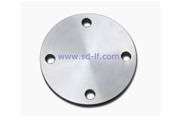 Stainless steel flat welding flange