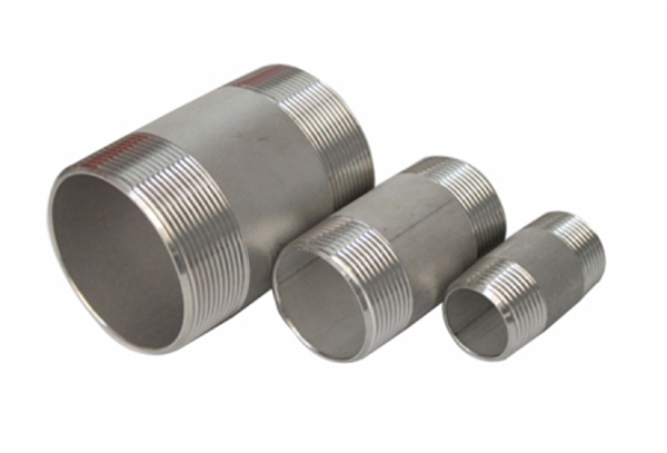 S.40 stainless steel double wire connector
