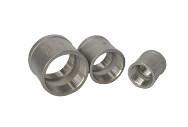 Stainless steel flanged fittings